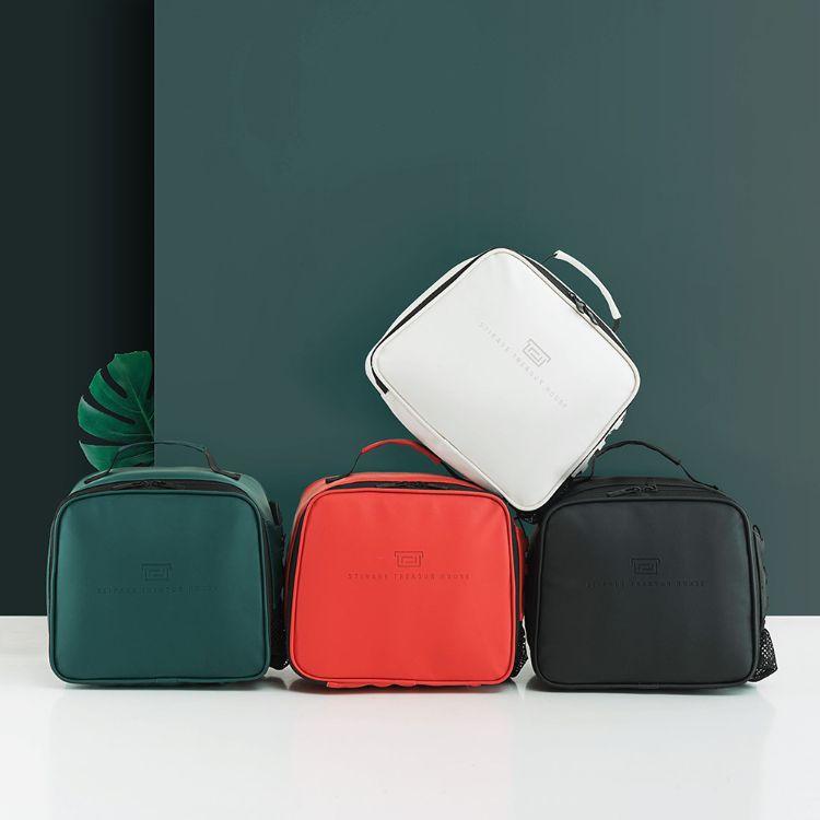 饭盒袋加厚大号保温袋 手提饭盒包铝箔保温包 多功能户外野餐包