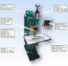 供应全自动触摸屏电脑控制金属板点焊机对焊机