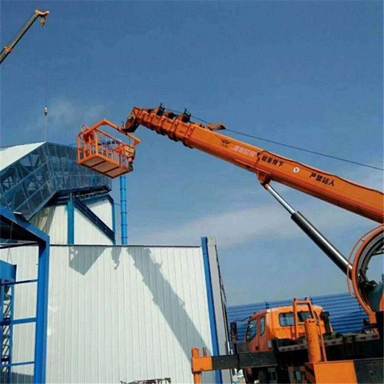 各种型号吊篮 吊车专用高空作业吊篮 鑫塔厂家直销