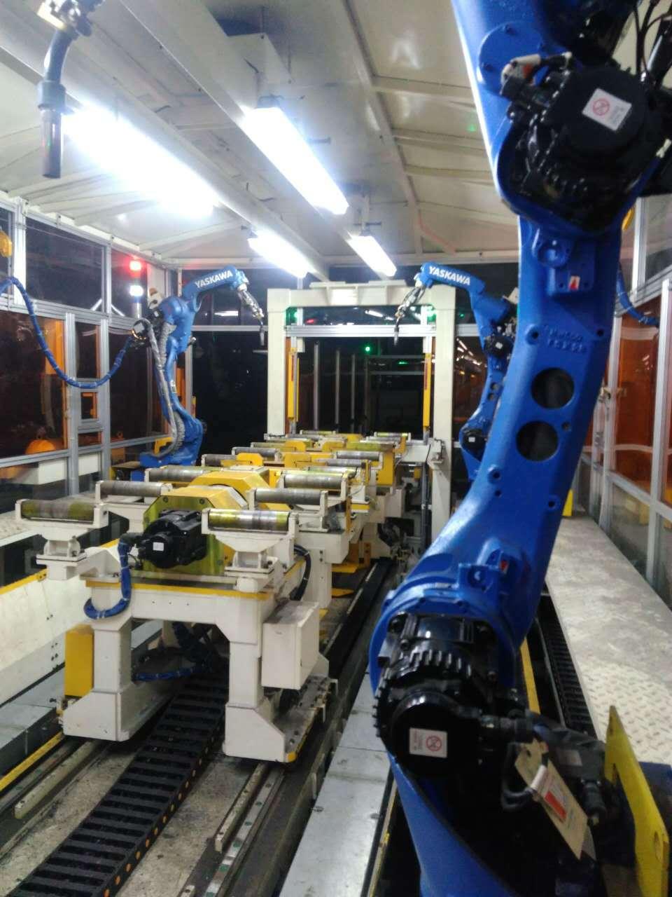 租赁焊接机器人出租周边设备焊接工装配件五金制品