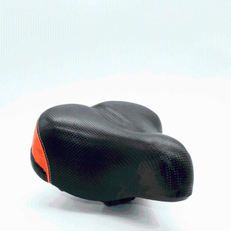 新品电动车鞍座自行车坐垫套电动柔软PU面车座电动车座包鞍座