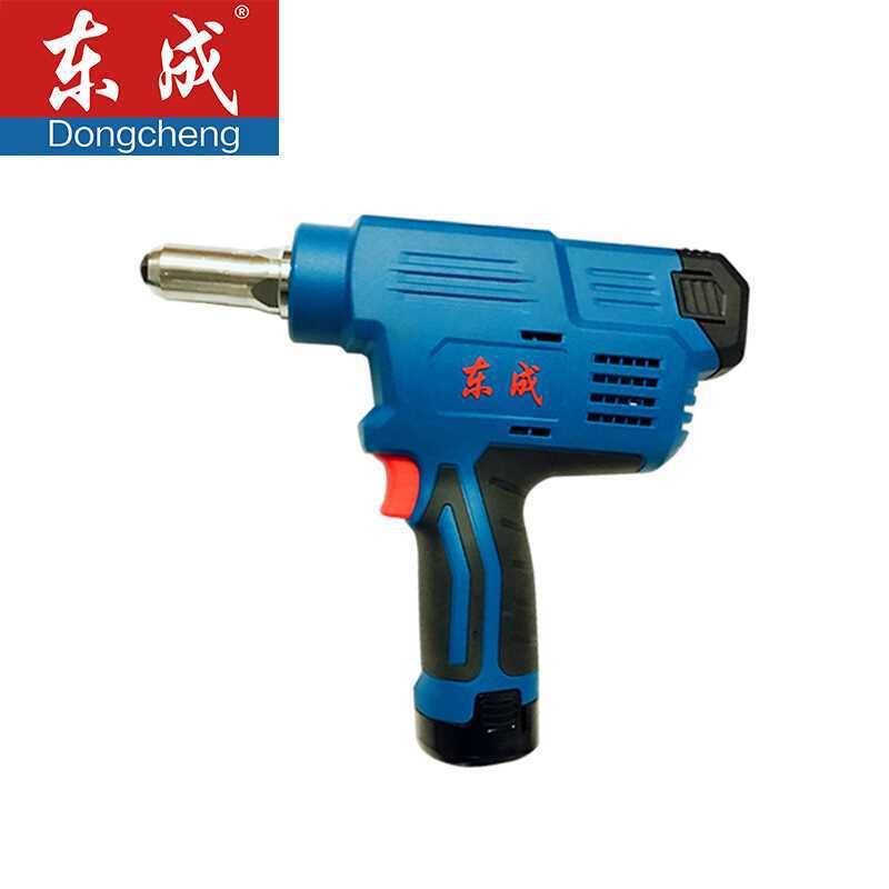 东成充电式抽芯拉铆枪DCPM50(E型)锂电铆钉枪东城12v电动铆接工具