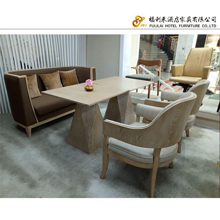 餐厅家具 餐厅成套卡座餐台椅 餐台椅组合 餐厅家具定制 厂家直销