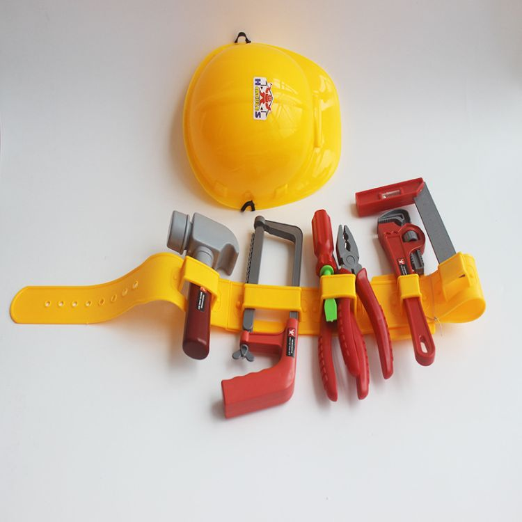 工厂直销新款男孩拆装工具电锯批发儿童过家家北美玩具多功能维修