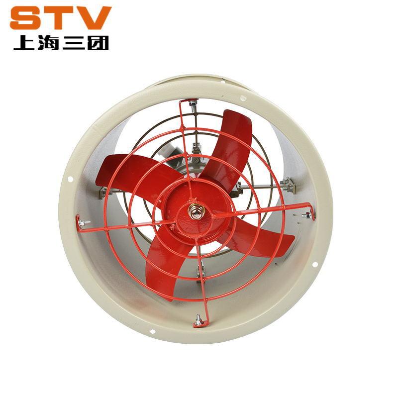 上海稳谷 浙江CBF-300防爆轴流|风机BAF-300防爆风机380V