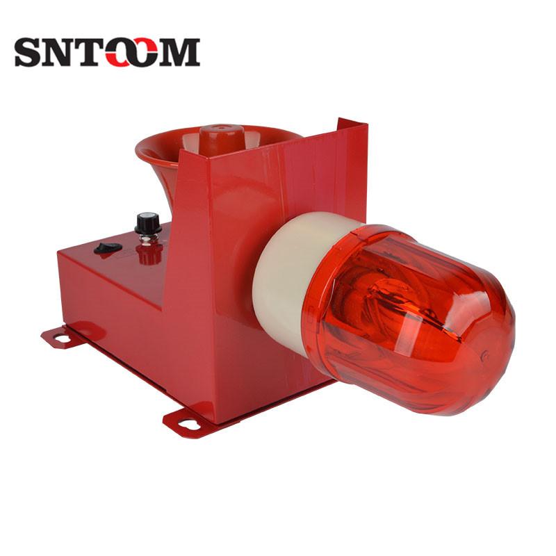 厂家直销 一体化声光报警器 三音音调可调TBJ-150工业电子蜂鸣器