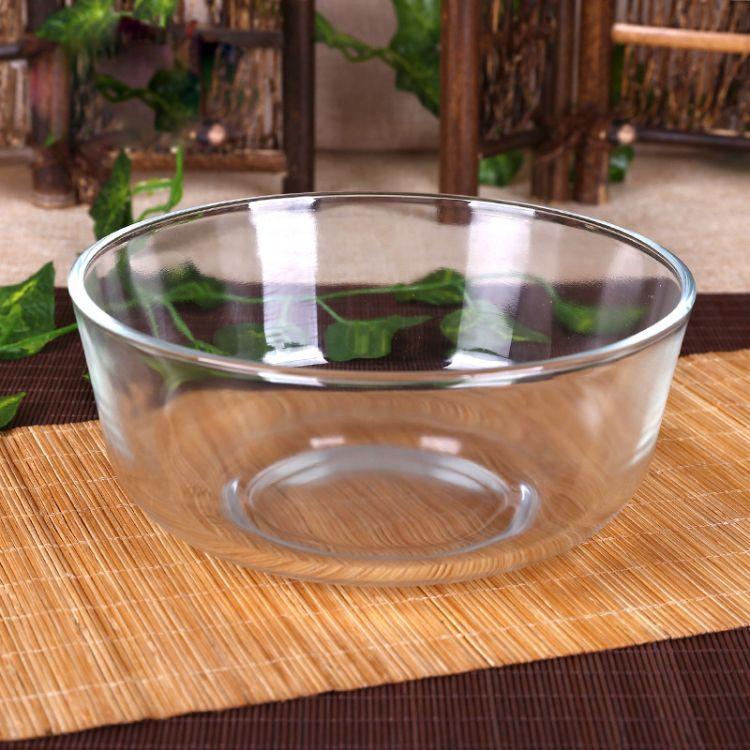 玻璃茶洗茶具配件大号茶洗 环保绿色玻璃杯洗笔洗
