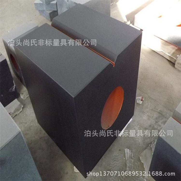 厂家直销高精度花岗石大理石方箱型号全100*100*100-500质量保证