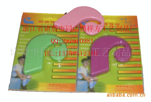 二元新奇特小商品普通型耳挂式学生1.5视力保护器坐姿矫正器厂家