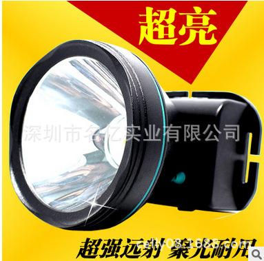 户外照明LED强光头灯充电 头戴式夜钓打猎灯 可充电试头灯LT-39