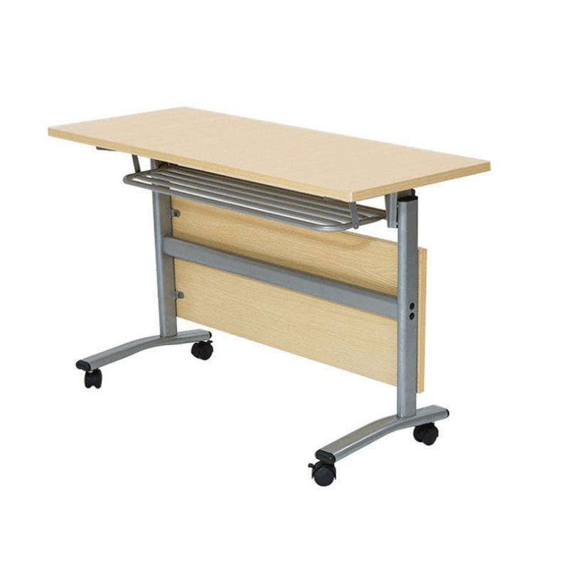 培训桌 移动翻板折叠桌 简约长方形条桌 厂家直销批发 碧江家具