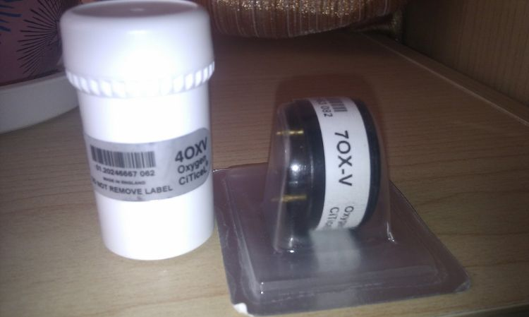 7OXV 4OXV现货热销 进口英国CITY气体传感器