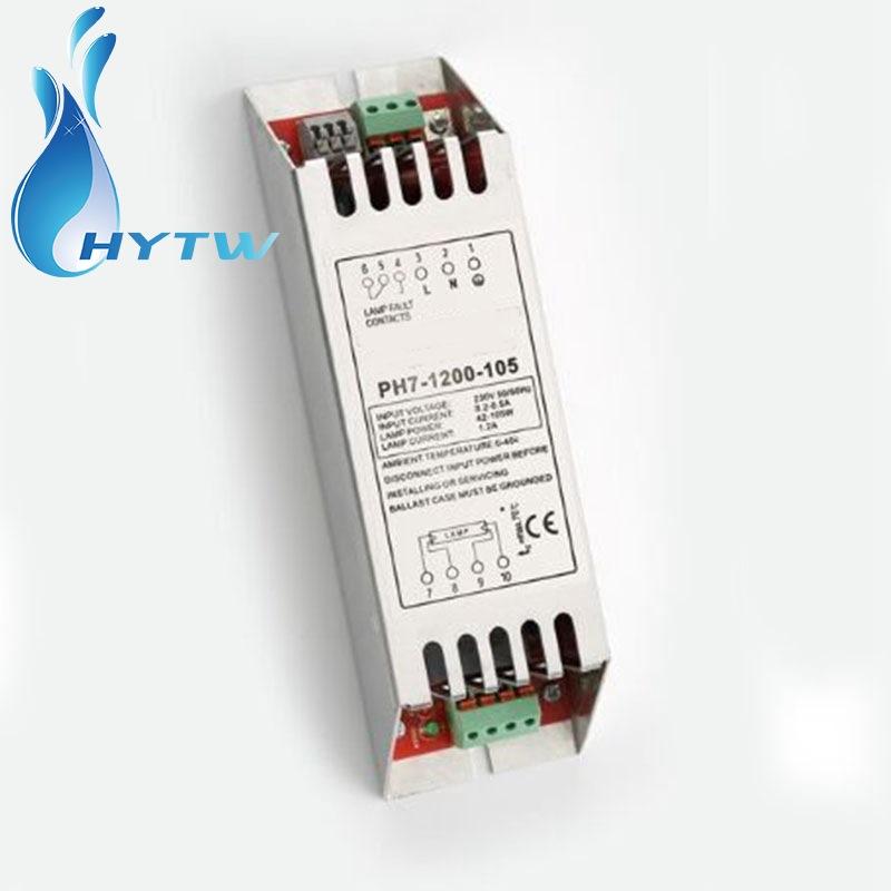 广东电子镇流器  PH7-1200-105电子镇流器42W~105W紫外线灯专用 仪通厂家批发