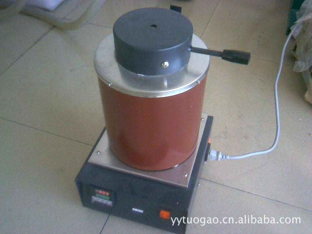 电炉丝熔金机小型熔金炉一次可熔2kg单次融化时间30分钟1200温度
