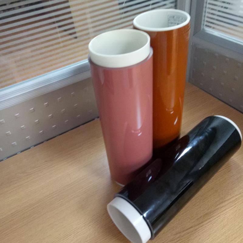 【PET覆铜箔基材】高品质PI单面涂胶覆盖膜,pi覆盖膜品质保证
