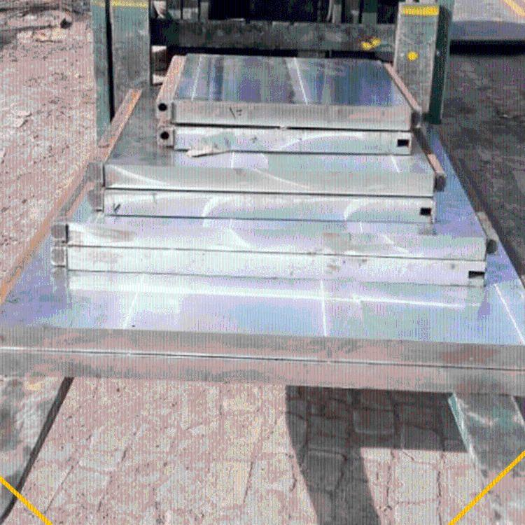 开孔铸铝电加热板电加热板 温控电热板 铁板防爆调温发热板