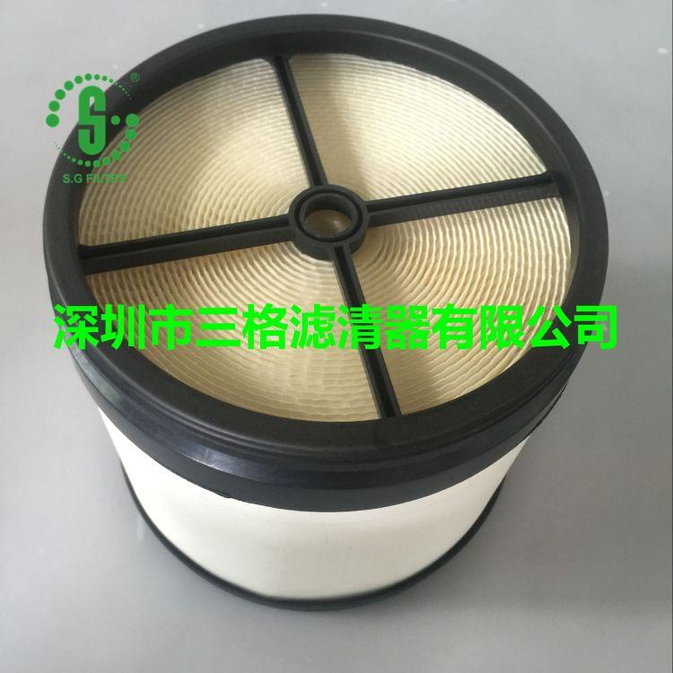 生产销售寿力空压机蜂窝空滤88291007-435寿力空滤寿力油分油滤芯