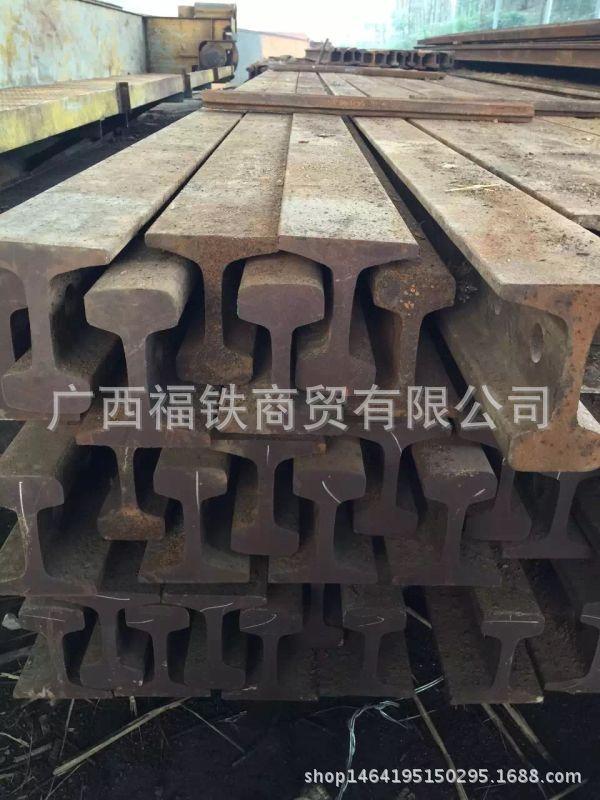 武汉 地铁 高铁 铁路钢轨12.5米P43再用钢轨 旧钢轨 出售出租