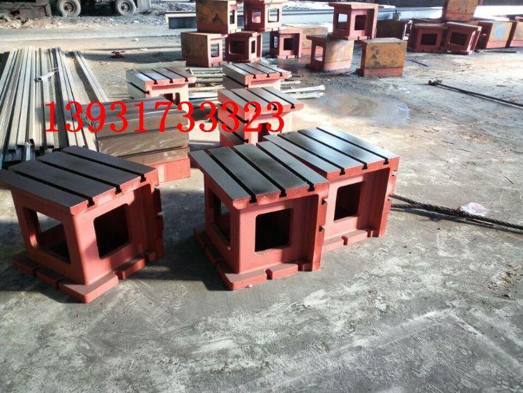 铸铁方箱工作台规格 T型槽方箱工作台价格 现货方箱工作台