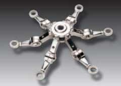 【厂家专卖】供应不锈钢活动钢爪  多方向玻璃钢爪 大理石配件
