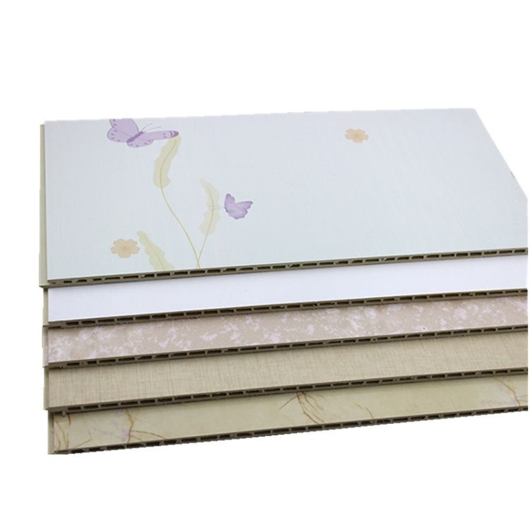 山东高端厂家专业生产 集成墙板竹木纤维板 内墙装饰护墙板