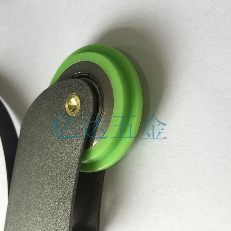 厂家批发608国标非标壁柜轮 纱窗 滑轮 铝推拉门轮 移门配件