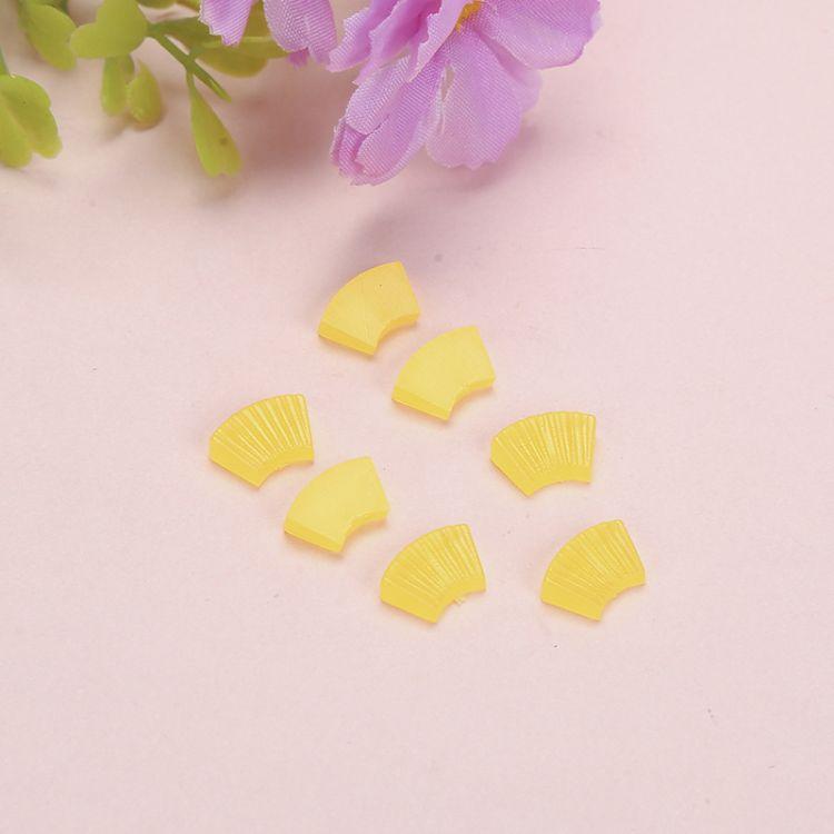 厂家直销pvc仿真水果菠萝块食品食玩厨柜装饰diy摆设模型摄影道具