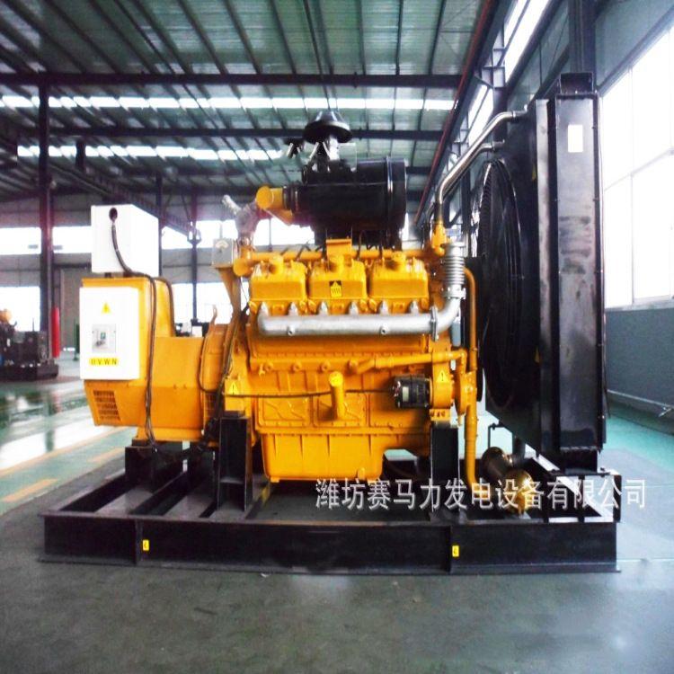 250kw燃气发电机组 天然气沼气发电机