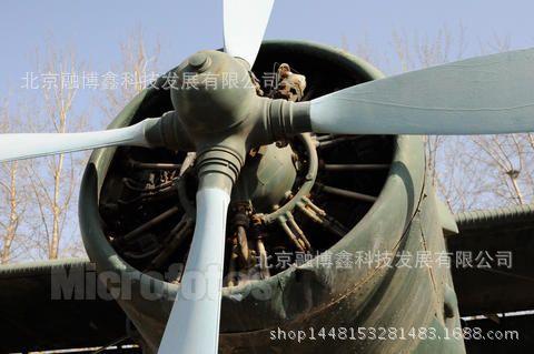 1比1模型飞机 大型模型定制军事推广001