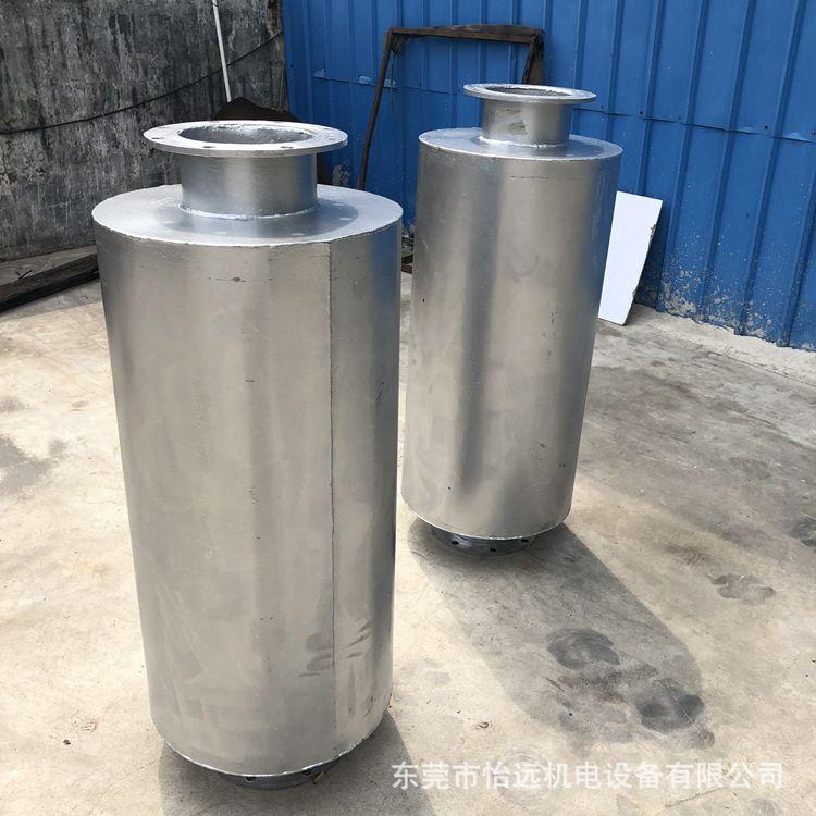 8寸cummins/康明斯柴油发电机排气消音器 管道消声器