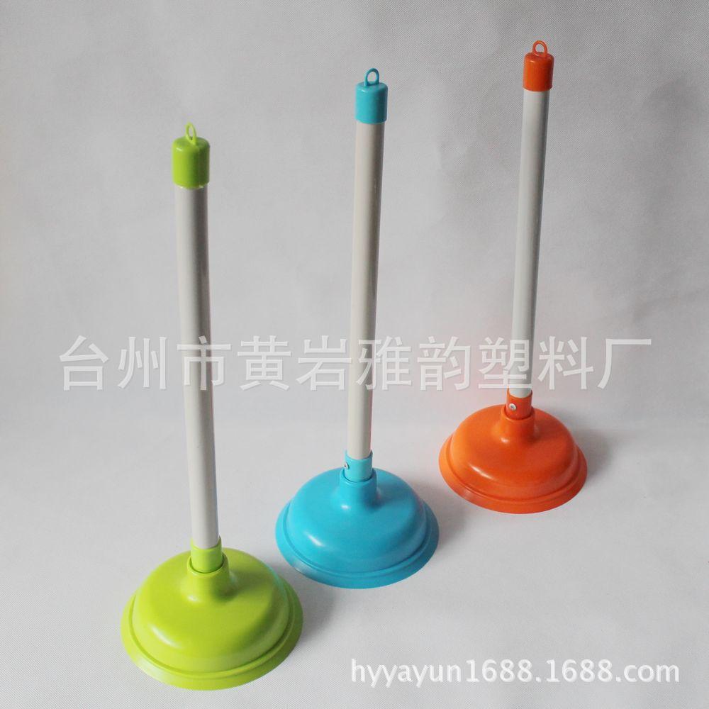 厂家直销 优质pvc马桶吸盘 糖果色酒店专用皮搋子 2013新品皮吸
