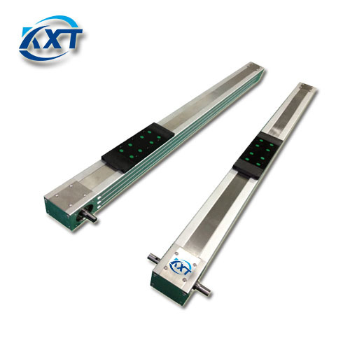 太阳能电池板光伏板组件生产线皮带式滑台 硅片串焊设备滑台模组