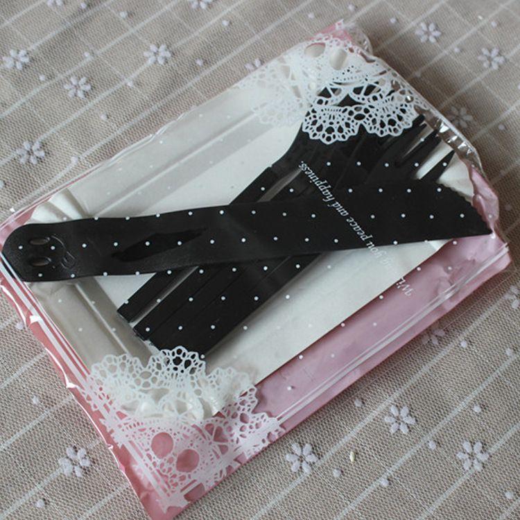 瑛琪 一次性生日蛋糕盘叉刀套装 纸餐盘刀叉套装