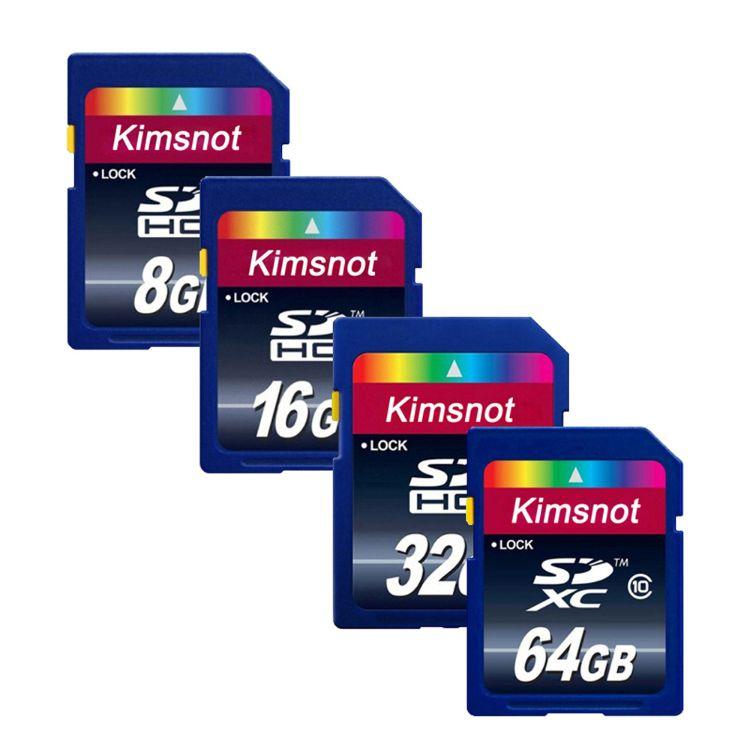 厂家直销32G大卡SD卡16G内存卡存储卡64G高速摄像机相机储存卡