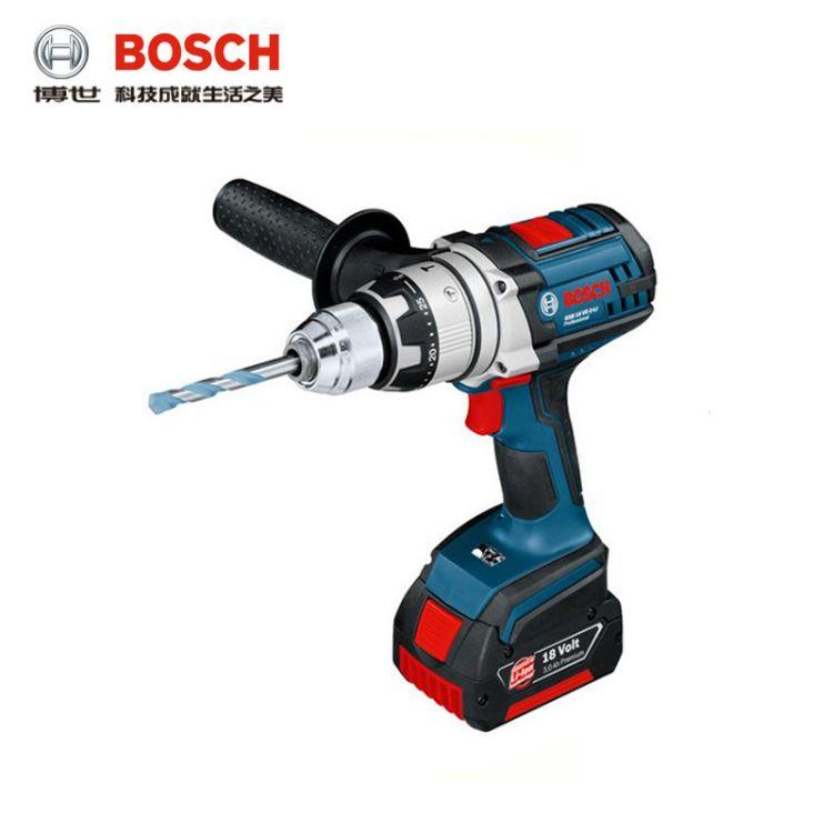 博世电动工具 BOSCH 充电式冲击钻GSB18VE-2-LI 电钻锂电钻
