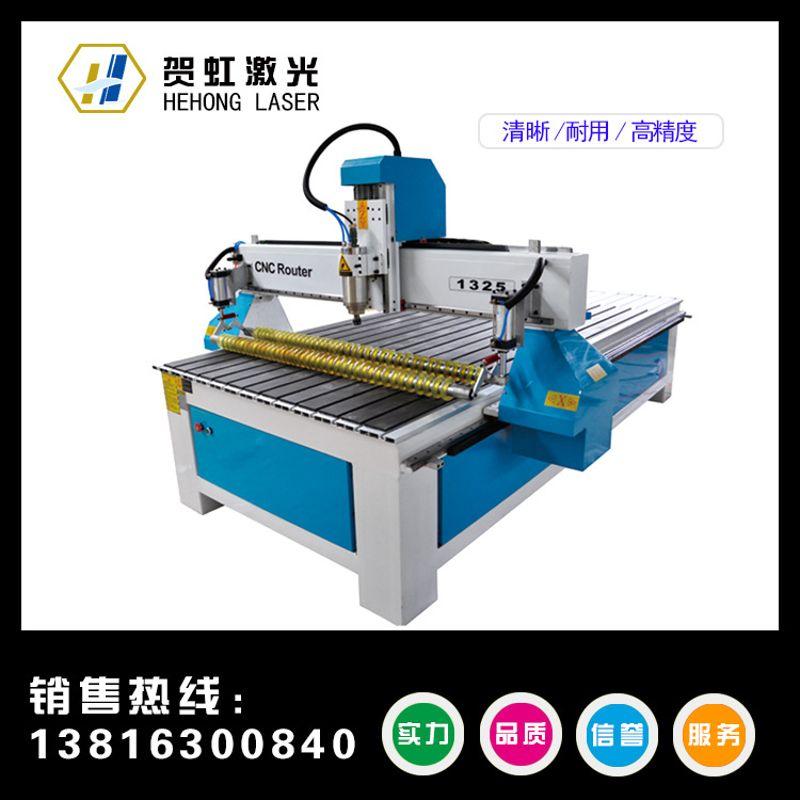 贺虹CNC电脑雕刻机 齿条雕刻机 木工 数控广告