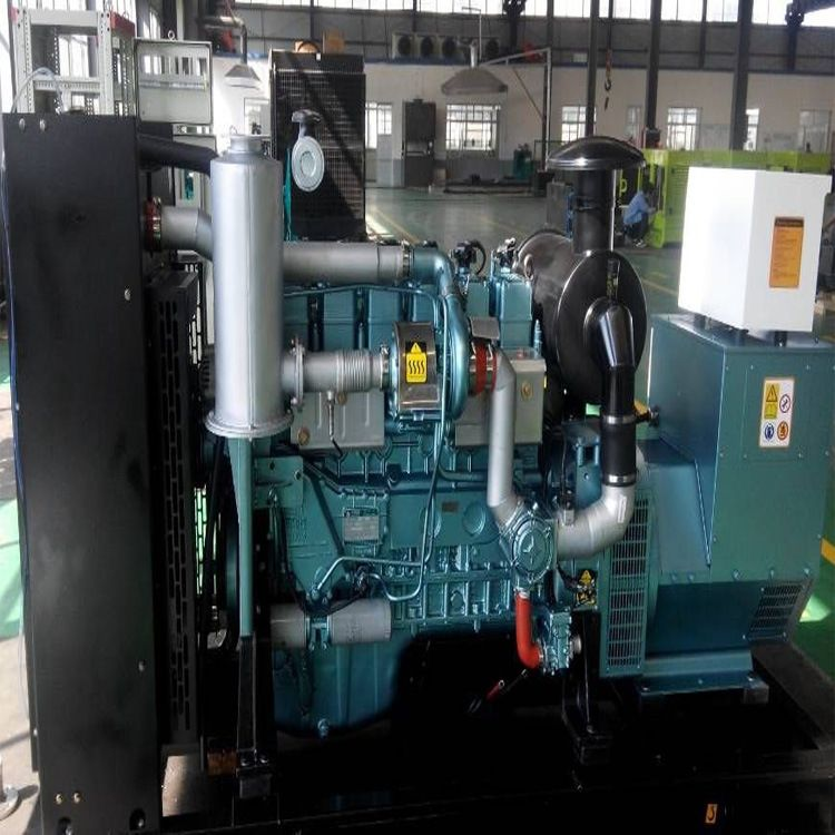 100kw重汽斯燃气发电机组 天然气沼气发电机 小型节能发电机