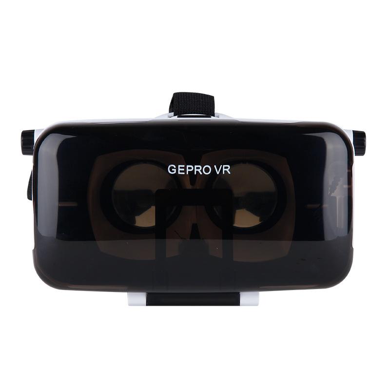 新款VR 哥普诺N5 立体声耳机手机3D视频虚拟vr眼镜一体机工厂直销
