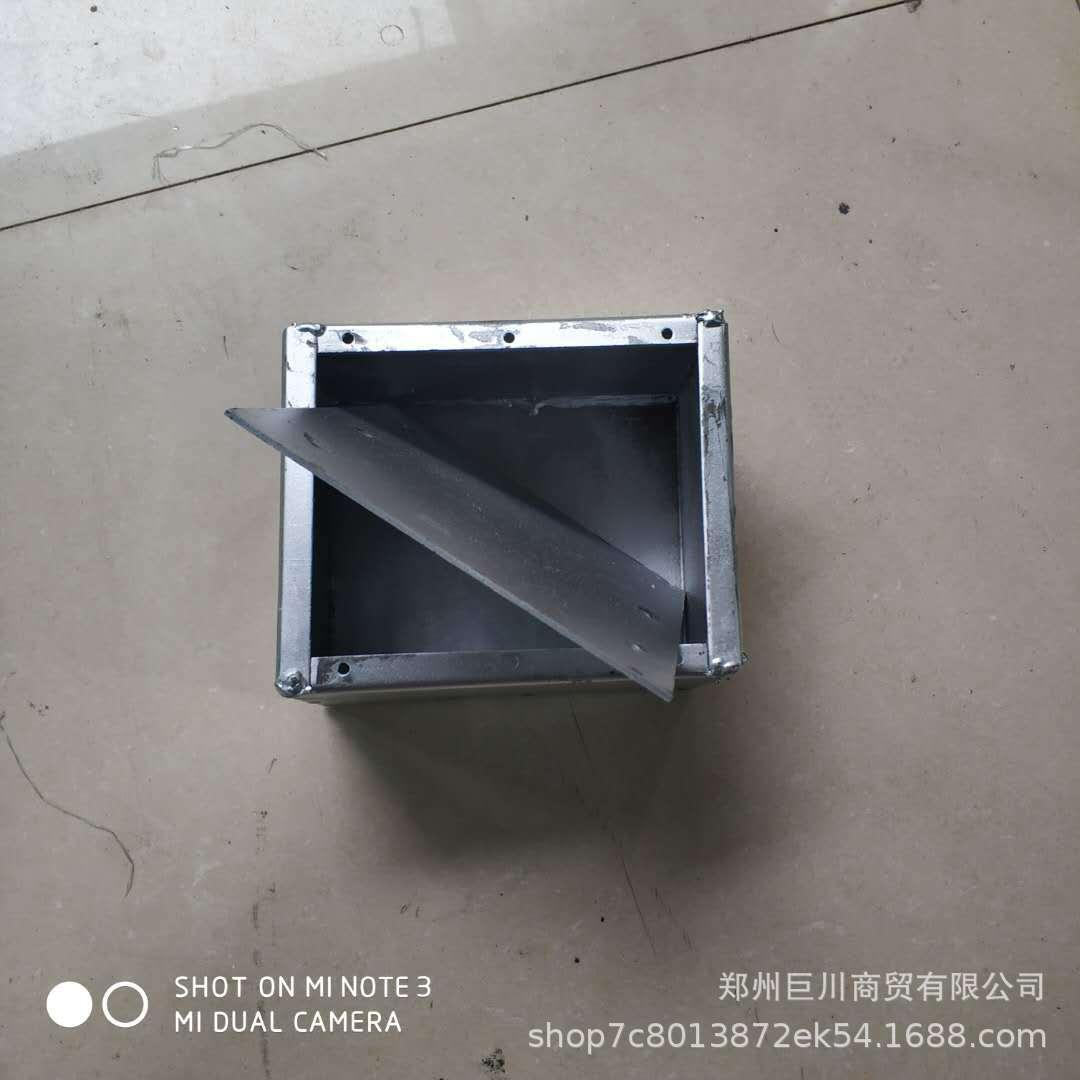 密闭盒 人防密闭接线盒 镀锌金属接线盒 冷热镀锌