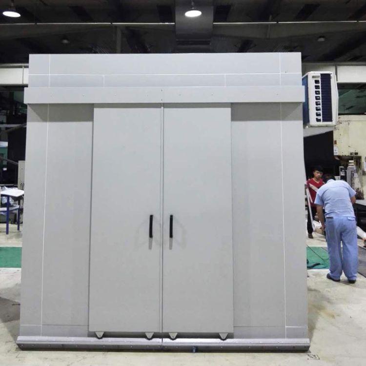专业噪声治理中科讯达厂家 订制高速离心风机降噪室工业降噪设备消音器