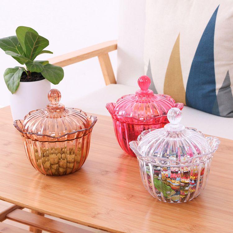 透明皇冠食品塑料盒子定制 婚庆创意结婚糖果包装喜糖盒