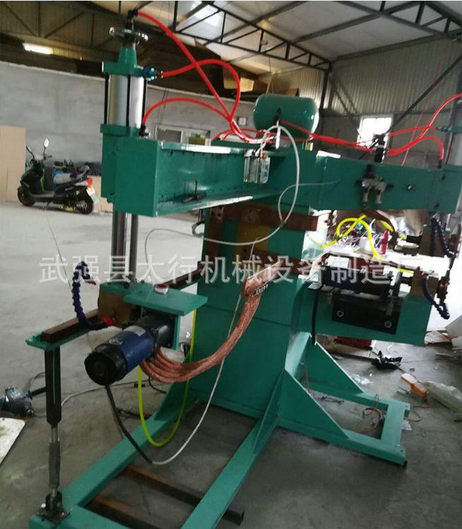 专业供应气动薄板缝焊机 气动横缝缝焊机 高精度气动缝焊机