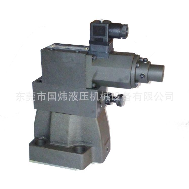 台湾油润先导式比例溢流阀EBG-03-C压力比例电流输出信号压力稳定