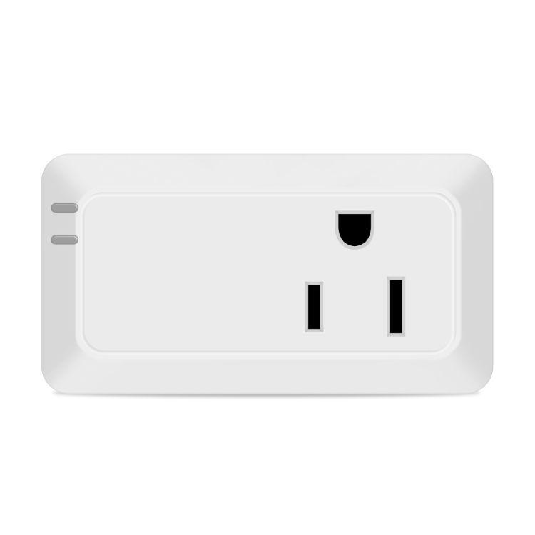 美规智能插座wifi智能插座远程控制插座支持ALEXA