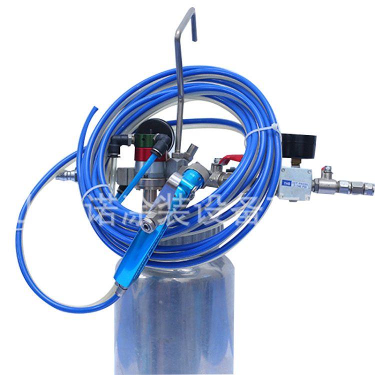 各种优质气动搅拌压力桶 AP12-AS6003不锈钢压力桶带搅拌压力桶