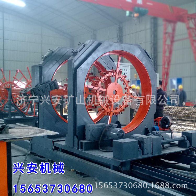 钢筋笼滚焊机 全自动钢筋笼滚焊机 钢筋笼焊机 滚焊机