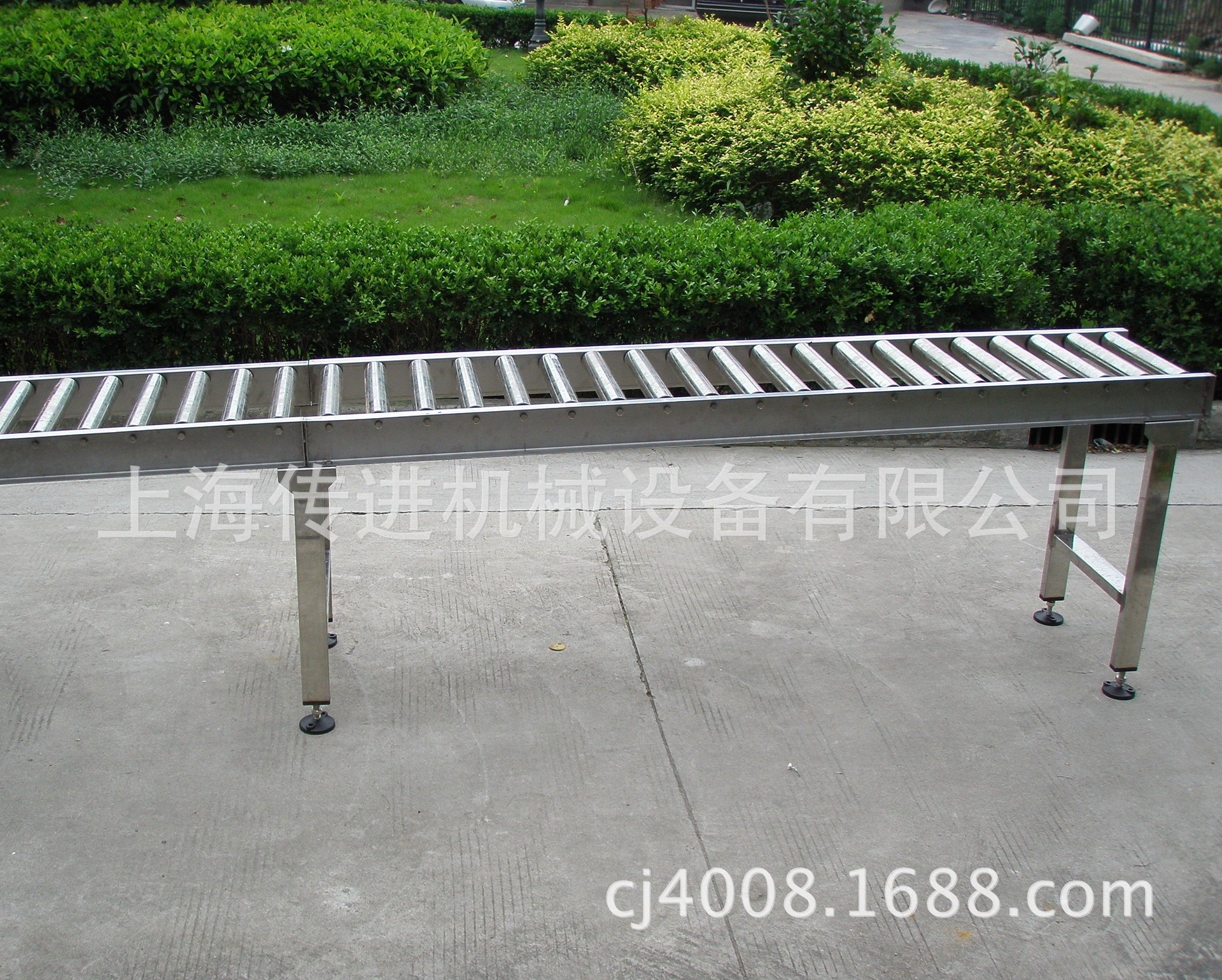 chuanjin-上海传进 非标滚筒输送机-无动力滚筒输送线-重型输送机