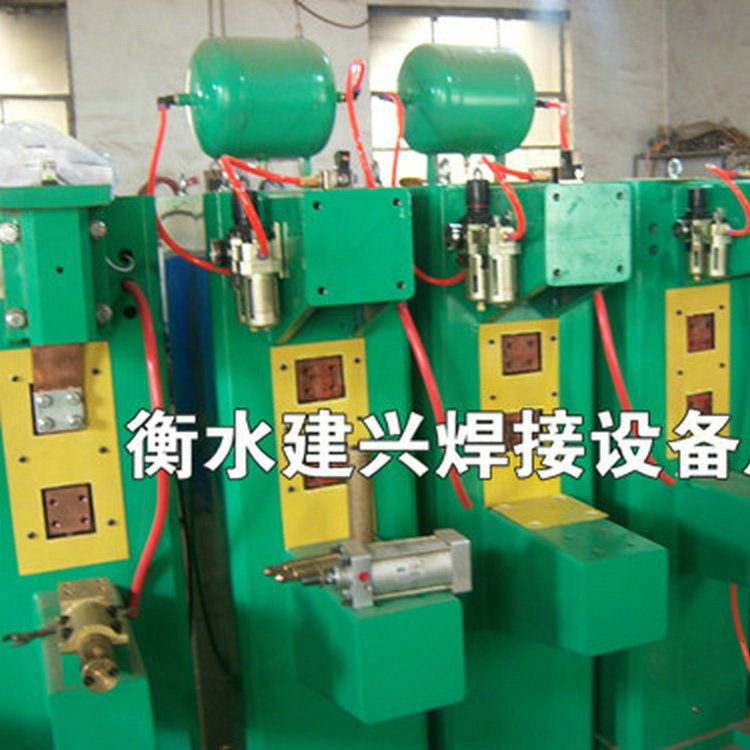 精品推荐 镀锌板点焊机 继电器点焊机 钢筋网点焊机