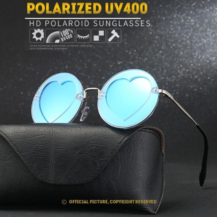 实力厂家批发2018新款儿童眼镜防紫外线个性偏光眼镜墨镜跨境爆款