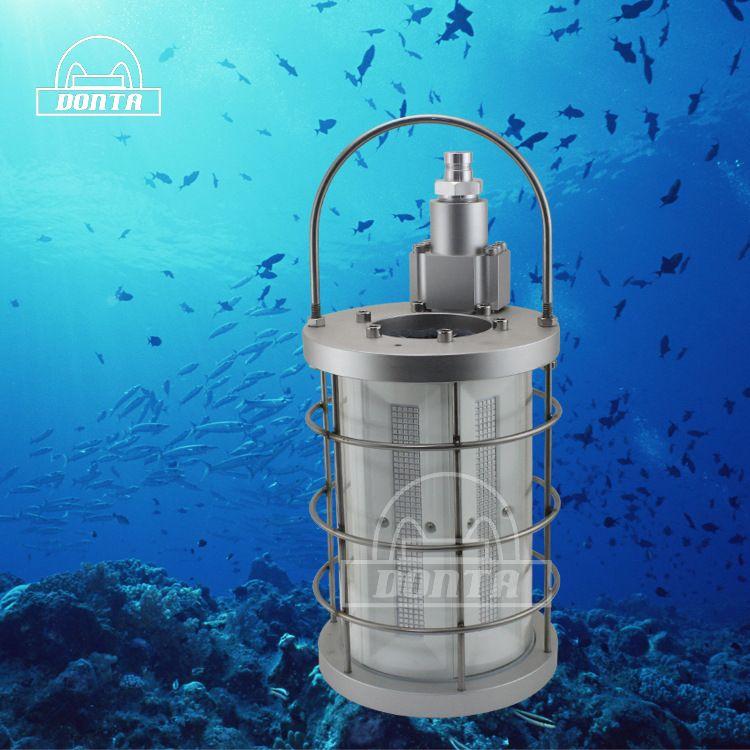 厂家直销LED水下集渔灯1000W三色大功率诱渔灯渔业专用灯具